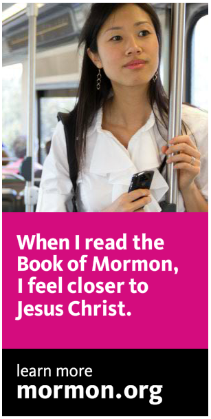 Mormon Ad